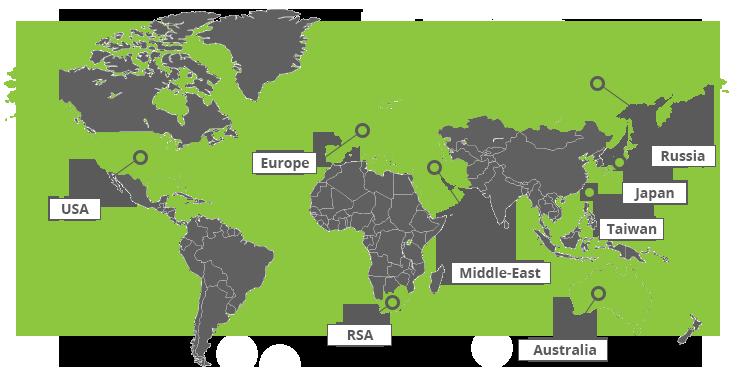 Taleon Terra | Contacts around the globe | Sales department ... on korean peninsula map, timor-leste map, taipei city map, hong kong map, asean map, honshu map, pakistan map, korea map, asia map, india map, australia map, ivory coast map, philippines map, china map, russia map, japan map, ryukyu islands map, jordan map, europe map, cambodia map,